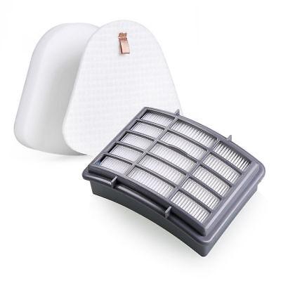 2 Set Foam /& Felt Filters For Shark Navigator Lift Away NV350 Vacuum Durable