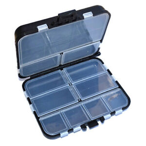 Cassette-Porta-Accessori-Pesca-Scatola-Artificiali-Girelle-Cassetta-Plastica
