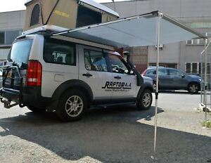 Image is loading 2m-x-2-5m-Pull-Out-4x4-Awning- : van canopy awning - memphite.com