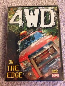 4WD On The Edge DVD By Duke  Sealed - Carnoustie, Angus, United Kingdom - 4WD On The Edge DVD By Duke  Sealed - Carnoustie, Angus, United Kingdom