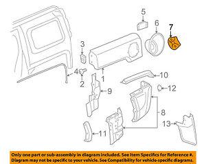06 07 08 09 10 11 12 13 C6 CORVETTE FUEL TANK GAS CAP NEW GM A//C DELCO