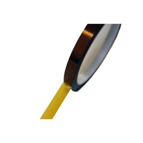 """5 Mil Kapton Tape Polyimide Ship from USA - 3//8/"""" X 36 Yds Free Shipping"""