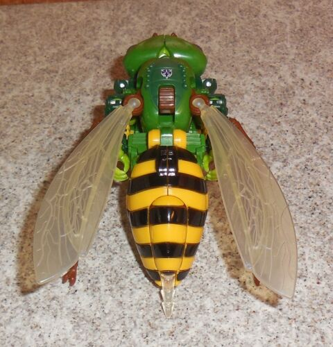 Transformers Generations Waspinator complète 30th Anniversaire beast wars