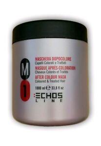Echosline/M1 Color Maske 1000ml/Haarpflege/coloriertes Haar - Flensburg, Deutschland - Echosline/M1 Color Maske 1000ml/Haarpflege/coloriertes Haar - Flensburg, Deutschland