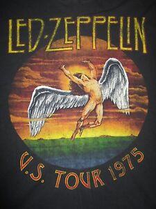Noir Tour Les 1975 Hommes Tee