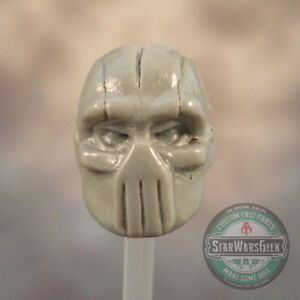 ML219-Custom-Sculpt-Cast-Udon-Taskmaster-head-use-w-6-034-Marvel-Legends