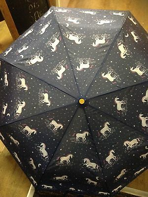 Umbrella by Sass and Belle unicorn wishes and dreams
