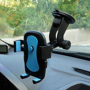 Universal in Telefono Cellulare Auto SAT Nav PDA GPS Supporto con bloccaggio di aspirazione Mount
