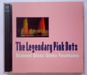 THE-LEGENDARY-PINK-DOTS-stained-glass-soma-US-2xCD-SOLEILMOON-1997-EXPERIMENTAL
