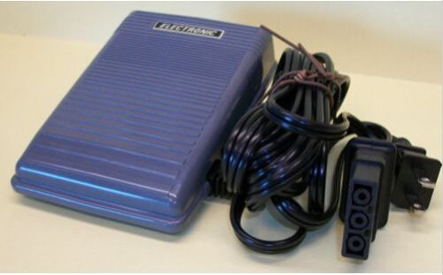 BROTHER LX2500 FOOT CONTROL PEDAL WITH CORD  PART#XE5369001