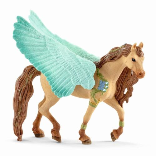 étalon Schleich 70574-Bayala-Bijoux Pegasus