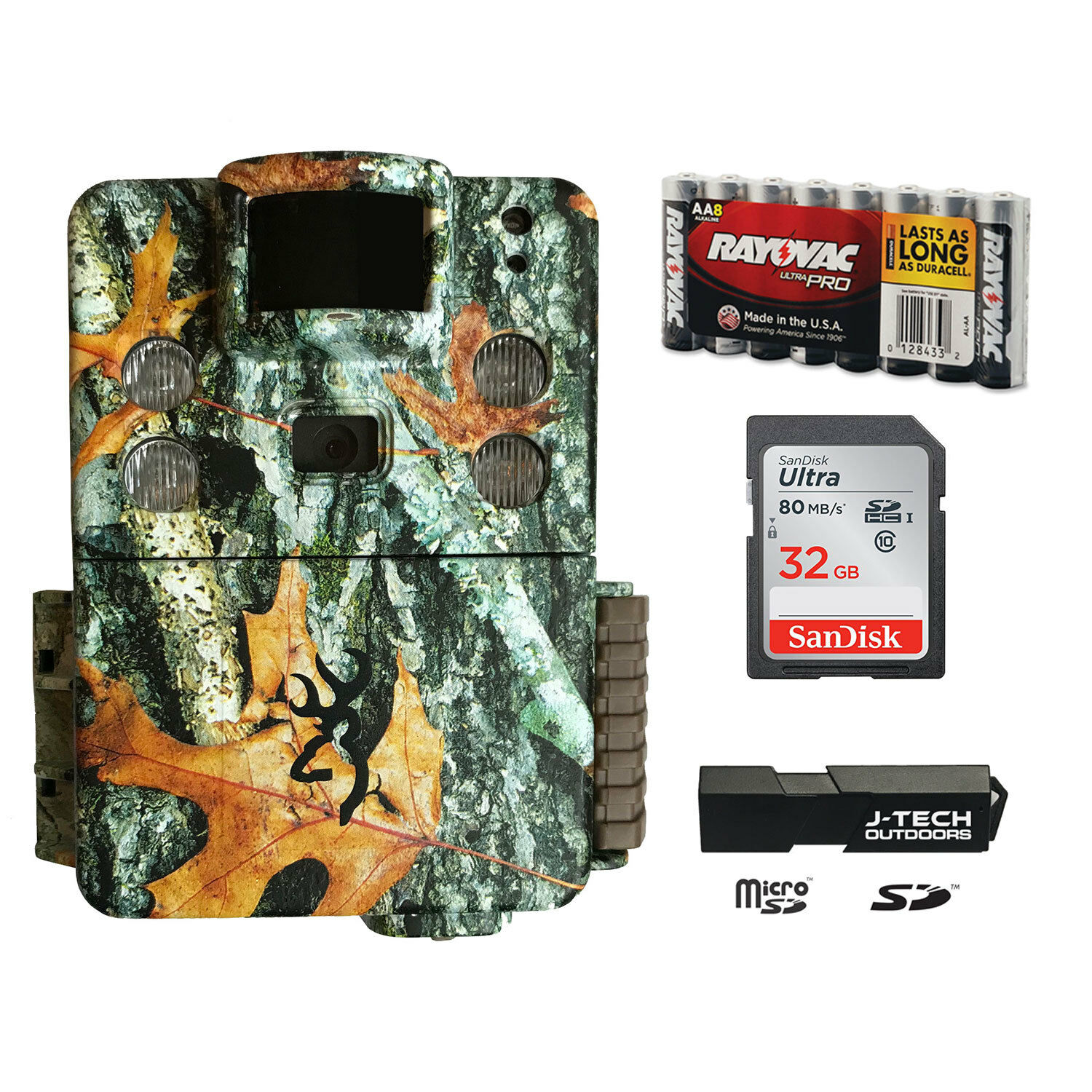 marróning Strike Force HD Pro X 2019 Trail Juego Cam completa Plus Pack   BTC 5 HDPX