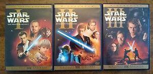 Star Wars Trilogie 1-3