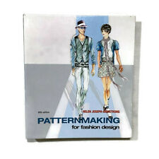 Patternmaking For Fashion Design By Helen Joseph Armstrong For Sale Online Ebay