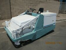 Tennant 255 Street Parking Lot Sweeper Very Nice Condition