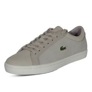 Lacoste-Sneakers-StraightSet-SP-417-1-CAM-Casual-Fashion-Shoes-Leather-Grey