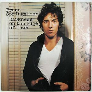 BRUCE-SPRINGSTEEN-Darkness-On-The-Edge-Of-Town-LP-1978-HEARTLAND-ROCK-NM-NM
