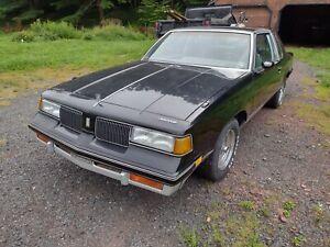 1987 Oldsmobile 442 442
