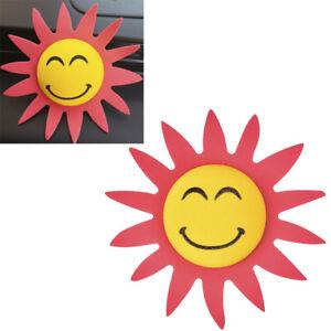 Nette-grosse-Sonnenblumen-Antennen-Ball-Auto-Luftball-Antennen-Topper-Dekor-BZJP