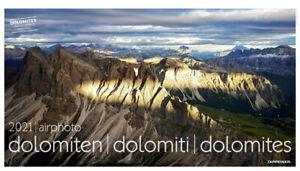 Calendario 2021 Dolomiti Dolomiti airphoto. Calendario 2021. Ediz. multilingue   eBay
