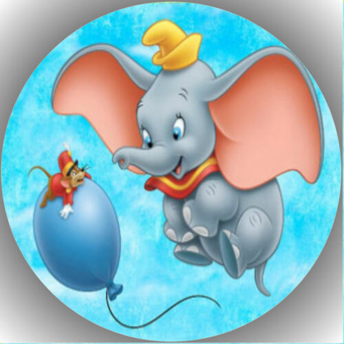 Fondant Tortenaufleger Tortenbild Dumbo N4