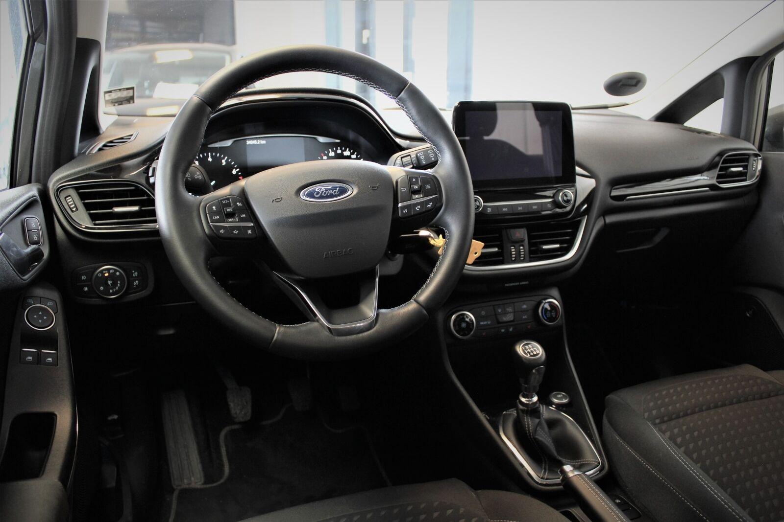 Ford Fiesta 1,0 EcoBoost Titanium - billede 6