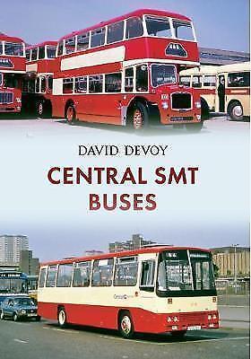 Central SMT Buses, Devoy, David, Used; Good Book