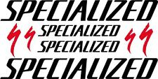 Specialized bicycle decals stickers kit