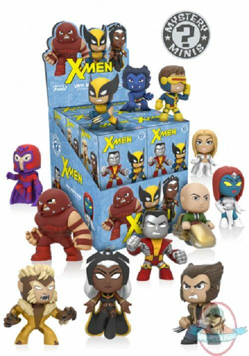 Marvel X-Men Mystery Mystery Mystery Minis Series Case of 12 by Funko 6b81c1