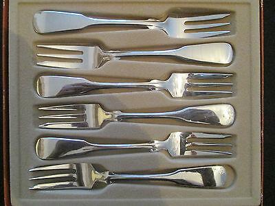 WMF Spatenform Spaten Cromargan 1 Kuchengabel 15,5 cm Top Zustand mehrere.