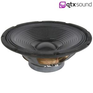 10-034-Speaker-Driver-Replacement-High-Power-Cabinet-PA-Audio-DJ-Disco-200W-Woofer