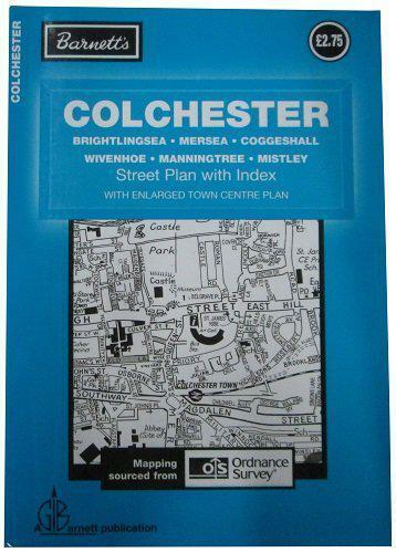 1 of 1 - Colchester: Mersea / Wivenhoe / Brightlingsea Manningtree / Coggeshall (Street P