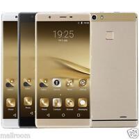 "6"" Unlocked Quad Core Android 5.1 Smartphone GSM GPS 3G 8GB Dual SIM 5MP Kamera"