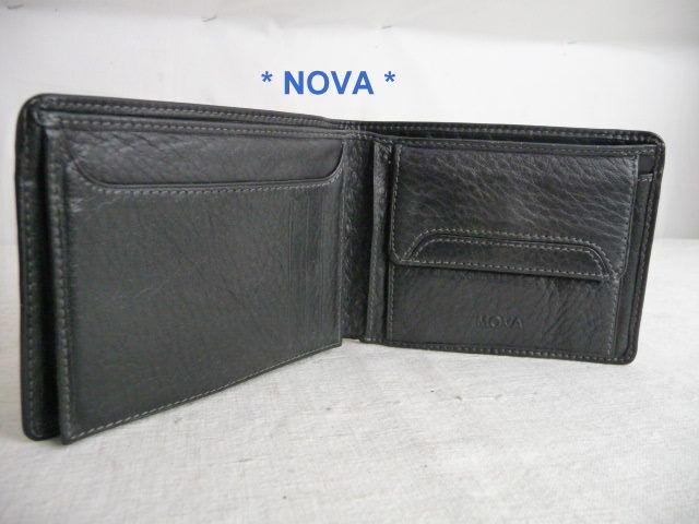 Leaf door/beautiful black leather 2 + notes pochse boxes cb * nova *