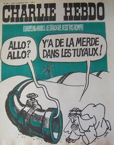Charlie-View-No-160-Decembre-1973-Cabu-Fit-European-Arab-Dialogue-Is-not-Gap