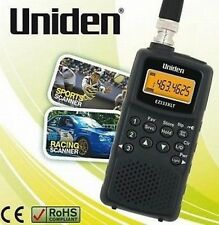 NEW Uniden Bearcat EZI33 XLT Handheld Air Marine VHF Scanner Receiver Airband