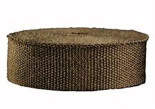 TRS COLLETTORE DI SCARICO HEAT WRAP TITANIUM 50mm x 4.5m ROTOLO NASTRO ad alta temperatura