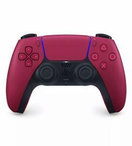 Playstation 5 Dualsense cósmico Controlador inalámbrico Rojo (PS5) Totalmente Nuevo Y Sellado