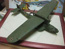 Dornier Do 18 bien construido + pintado 1/72