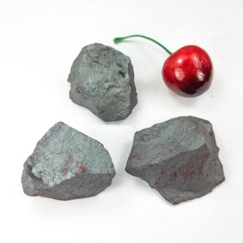 Raw Gemstone Natural Iron Mineral CR35 Healing Crystals Stones 1 Pc Hematite