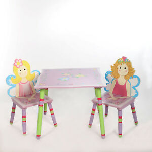 Kindertisch Und Stuhle Holz Kindersitzgruppe Kindermobel Madchen