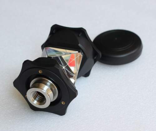 Replace Sokkia ATP 360 degree Prism with protective prism cover Both 5//8-Female