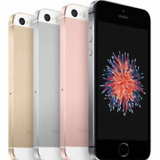 Apple iPhone SE 16gb/32gb/64gb Unlocked Smartphone Gray, Rose, Silver