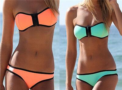 Maillot de Bain Femme Bikini Sexy 2 Pièces Mode Fashion Tendance Tout Neuf