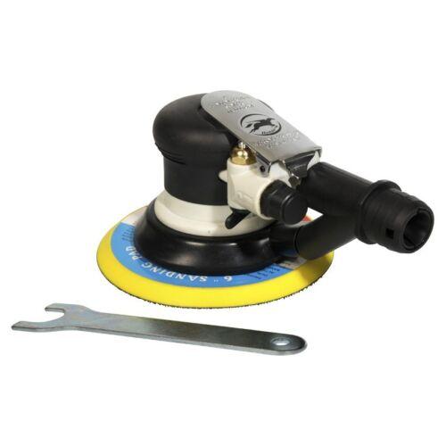100 Schleifscheiben P80 P180 Exzenterschleifer 150mm Druckluft Schleifmaschine