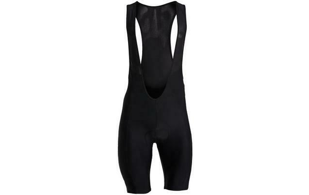 Polaris Omnium Gel Padded Road Cycling Bib Shorts