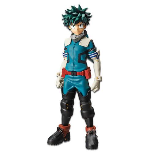 New Anime My Hero Academia Grandista Deku Midoriya Izuku Banpresto PVC Figure