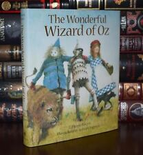 Wizard of Oz by L.F. Baum  Illustrated by R. Ingpen New Deluxe Hardcover Gift Ed