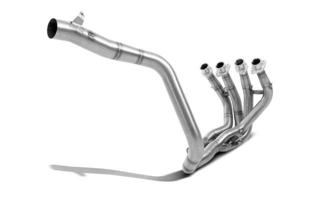 E-H6R8 - Akrapovic Colectores Tubo de escape Inoxidable Honda CBR 600 RR 13-14