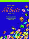Clarinet All Sorts: Grades 1-3 by Faber & Faber (Paperback / softback, 2004)